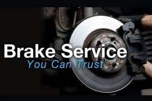 Brake Service You Can Trust