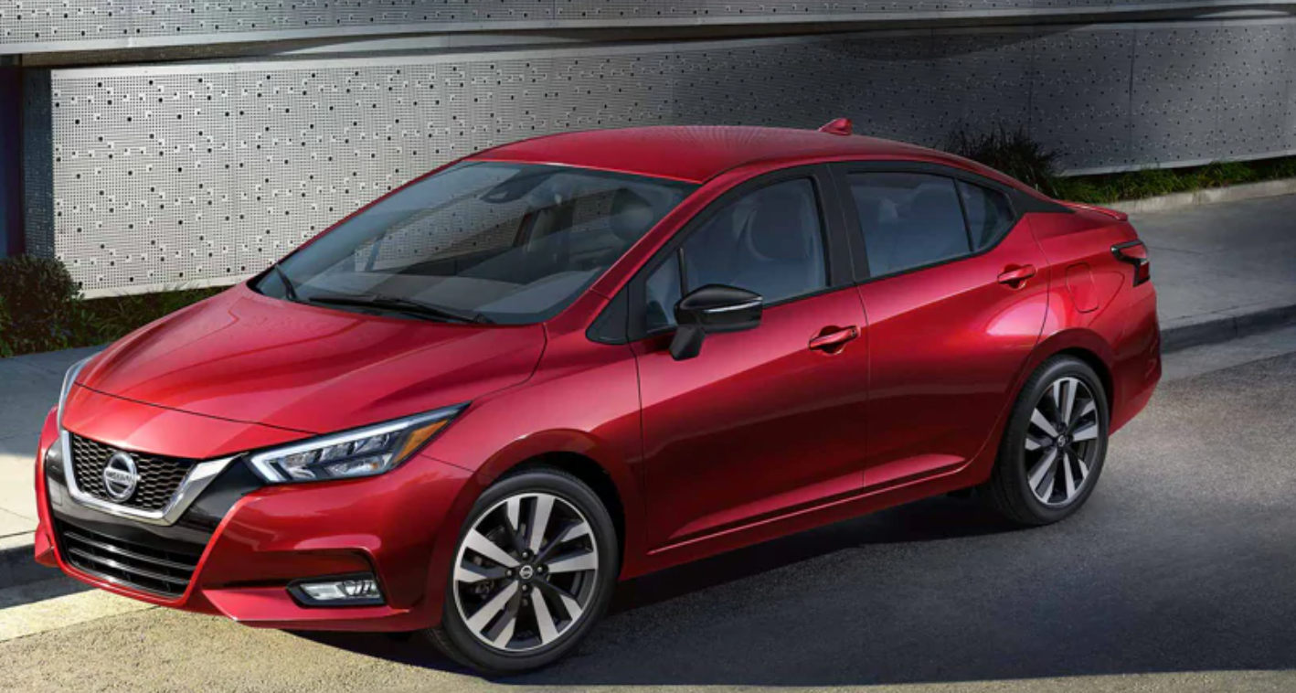 2020 Nissan Versa available in Orlando