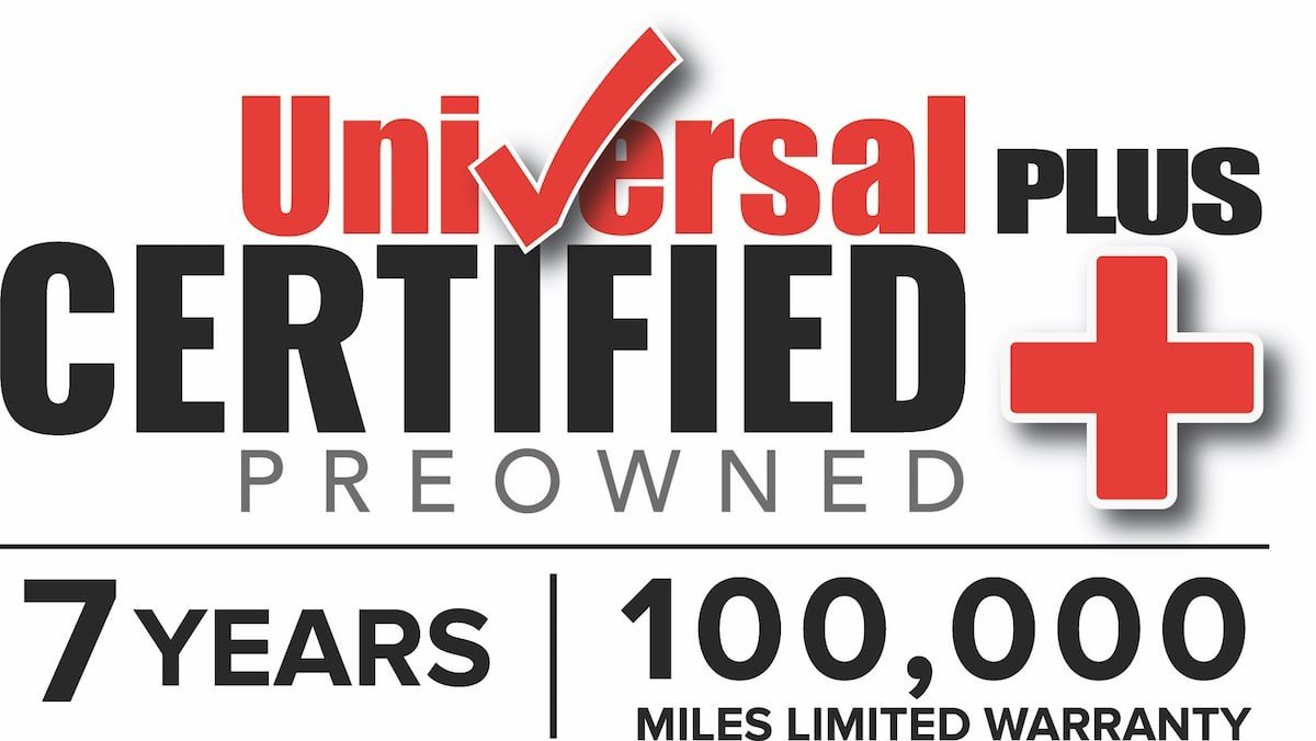 Universal Nissan Certified Pre-Owned Plus Logo