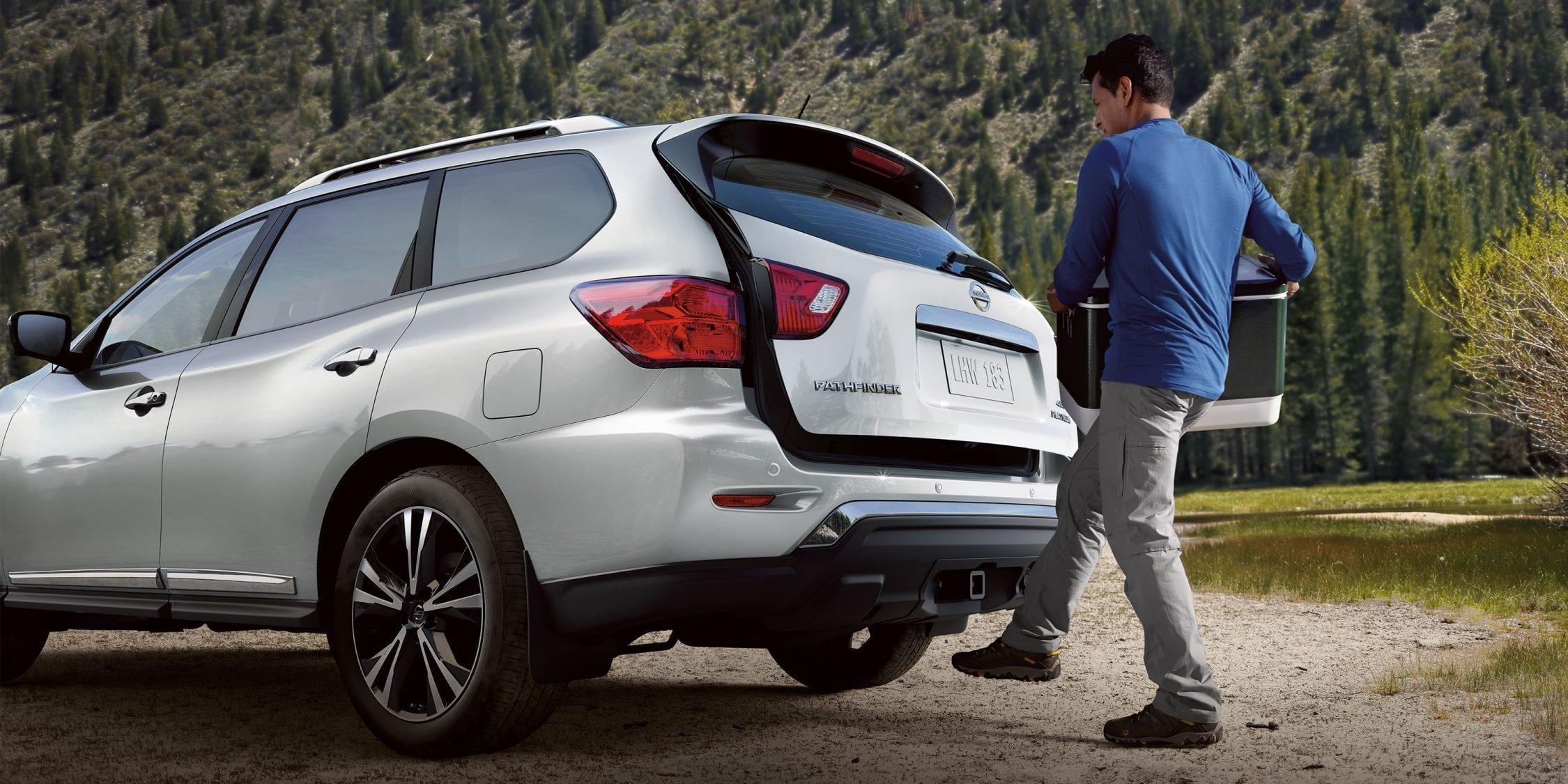 2019 Nissan Pathfinder Review New Nissan Dealer Near Me