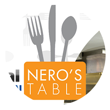 Nero's Table cafe at Universal Nissan