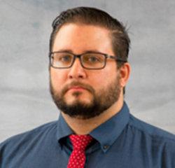 Finance Manager Josh Muniz in Finance at Universal Nissan