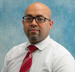Finance Manager Felix Matos in Finance at Universal Nissan