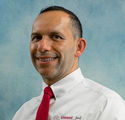 Sales William Sanchez in Sales at Universal Nissan