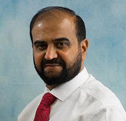 Sales Consultant Sarfaraz Ahmed in Sales at Universal Nissan