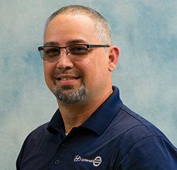 Service Advisor Hector Colon in Service at Universal Nissan