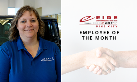 Employee of the Month: Parts Manager Gayle Kozak