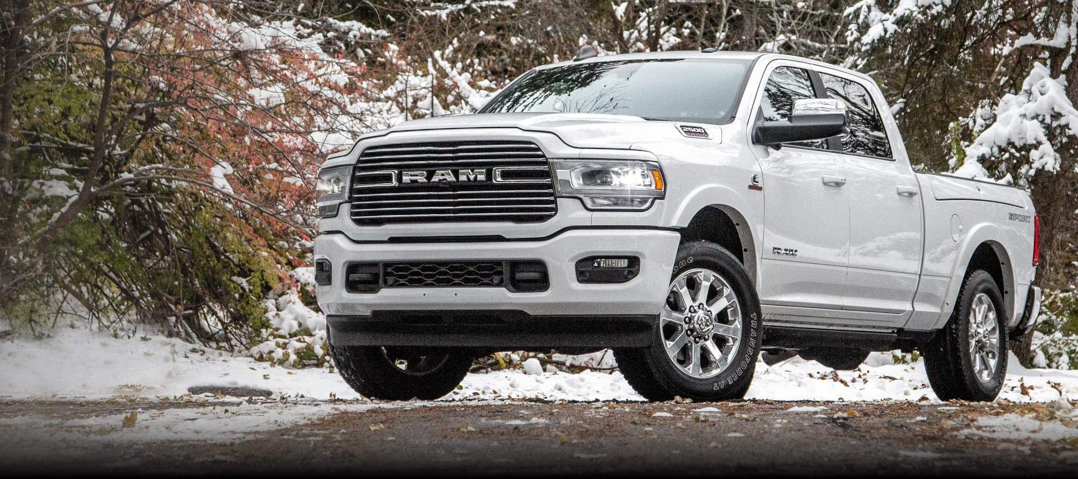 RAM 2500s part of our Truck month deals!