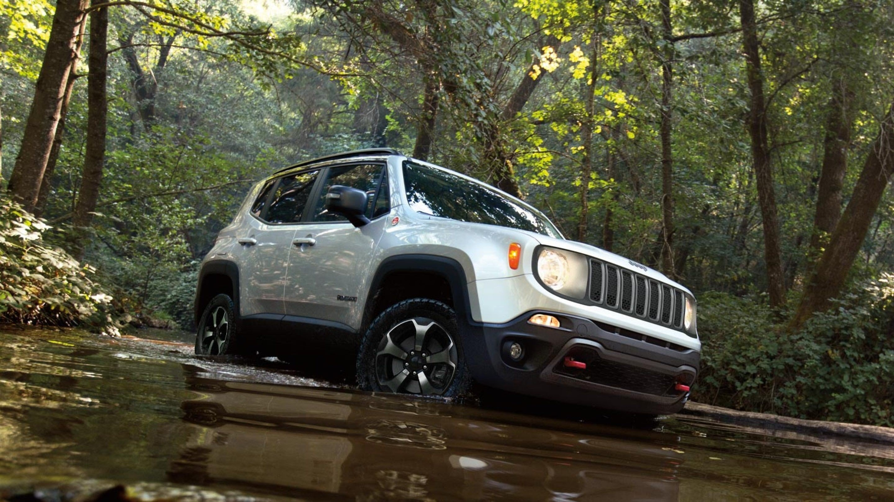 Get down and dirty with the Renegade.