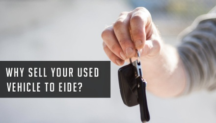 Sell your Pine City used vehicle