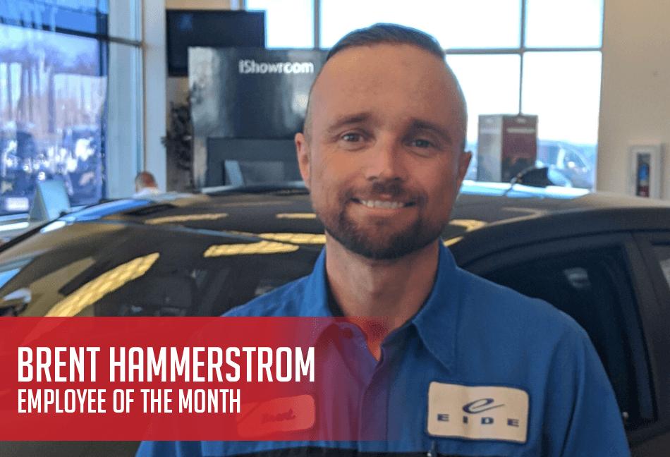 Brent Hammerstrom at Eide CDJR