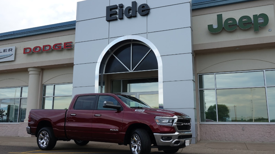 Eide CDJR in Pine City