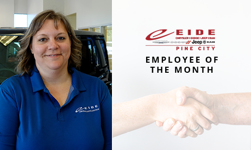 Employee of the Month Gayle Kozak