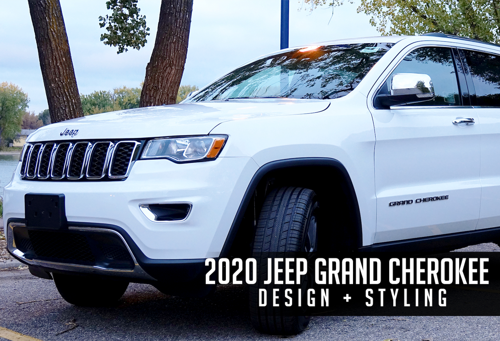 the 2020 Jeep Grand Cherokee in Pine City