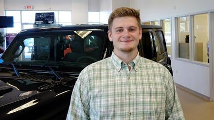Meet Danny Colbaugh at Eide Chrysler