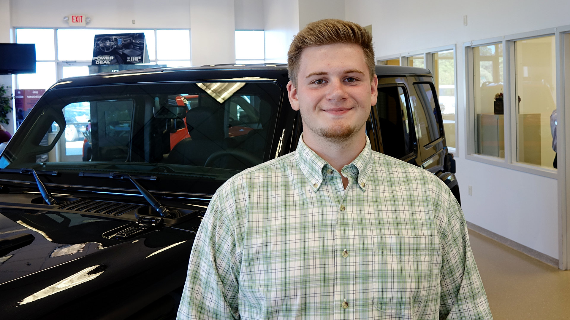 Meet Danny Colbaugh at Eide Chrysler