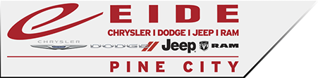 Eide CDJR Pine City Logo Main
