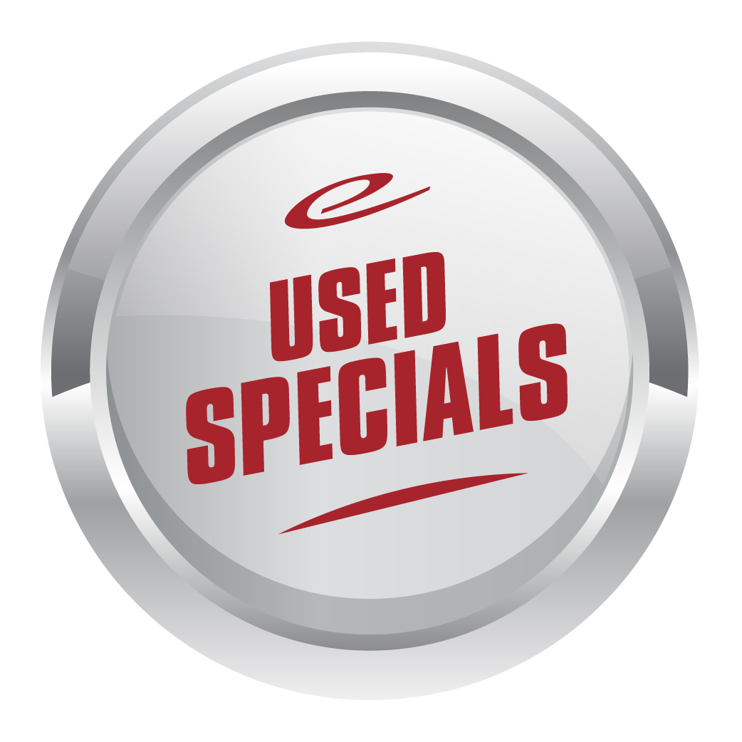 Check out our large selection of Used Specials
