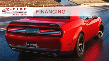 Eide CDJR Pine City Financing and Auto Loans