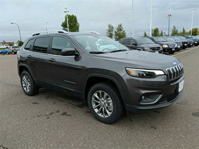 Lease this 2019, Gray, Jeep, Cherokee, Latitude Plus
