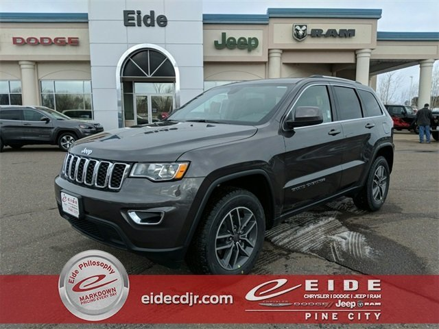 Lease this 2019, Gray, Jeep, Grand Cherokee, Laredo