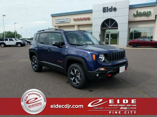 Jeep Renegade Lease & Finance Specials In Pine City MN