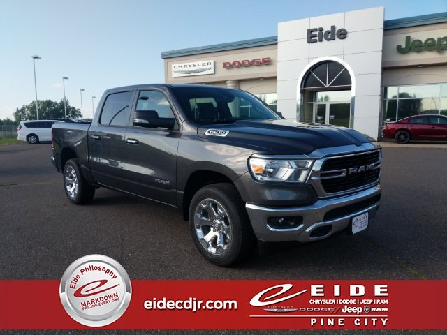 Lease this 2019, Gray, Ram, 1500, Big Horn