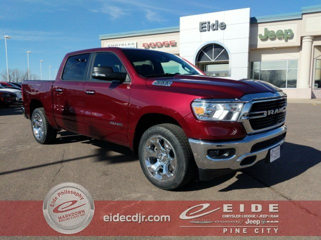 Lease this 2019, Red, Ram, 1500, Big Horn/Lone Star