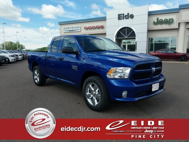 Lease this 2019, Blue, Ram, 1500 Classic, Express