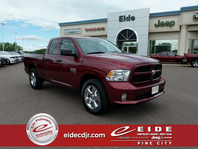 Lease this 2019, Red, Ram, 1500 Classic, Express