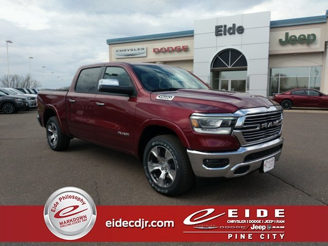 Lease this 2019, Red, Ram, 1500, Laramie