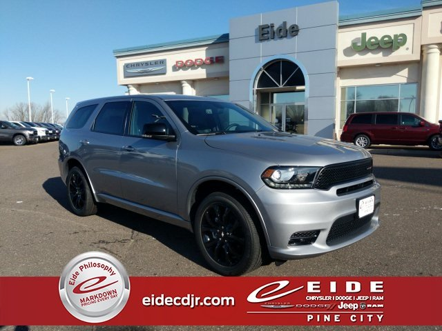 Lease this 2020, Silver, Dodge, Durango, GT