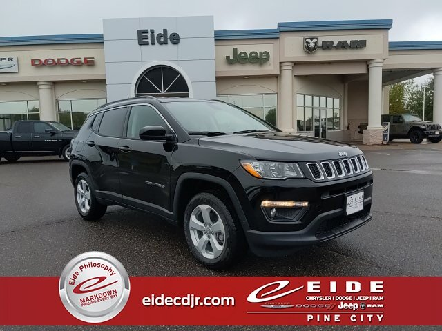 Lease this 2021, Black, Jeep, Compass, Latitude
