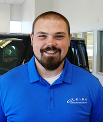 Sales Consultant Matthew Schmidt in Sales at Eide CDJR Pine City