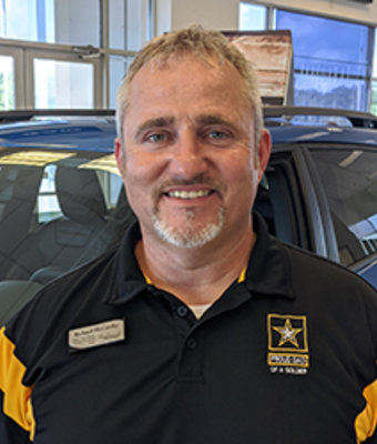 SALES CONSULTANT RICH MCCARTHY in Sales at Eide CDJR Pine City