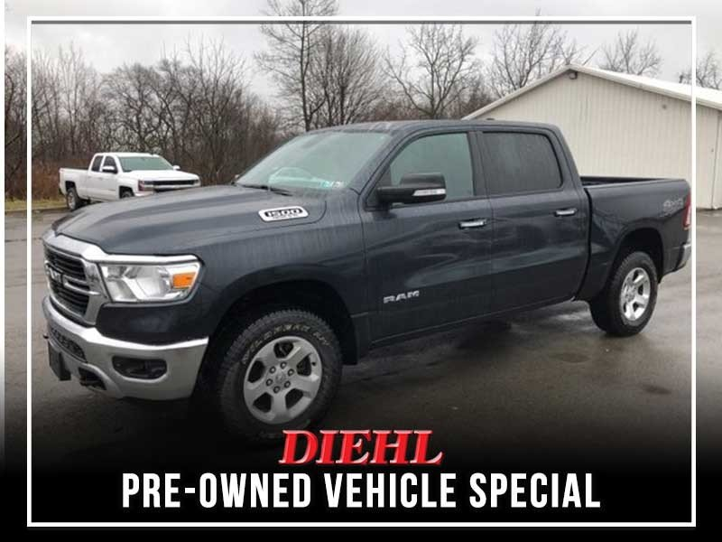 Special offer on 0   PRE-OWNED 2019 RAM 1500 BIG HORN