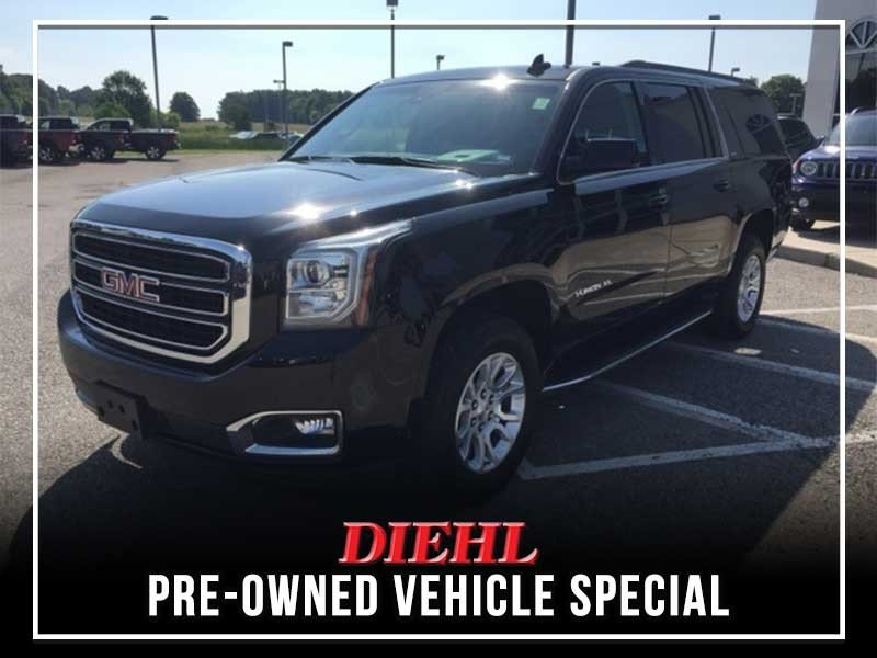 Special offer on 0   PRE-OWNED 2018 GMC YUKON XL SLT 4X4