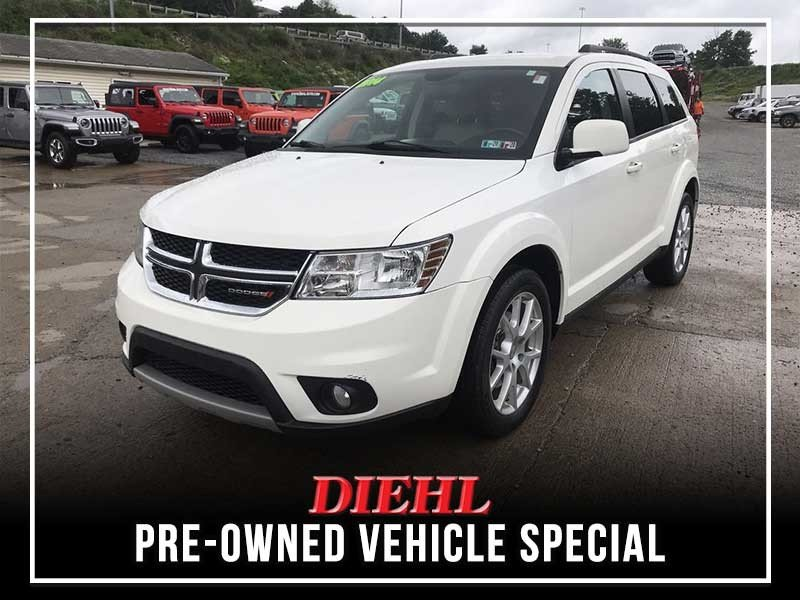 Special offer on 0   CERTIFIED PRE-OWNED 2014 DODGE JOURNEY SXT