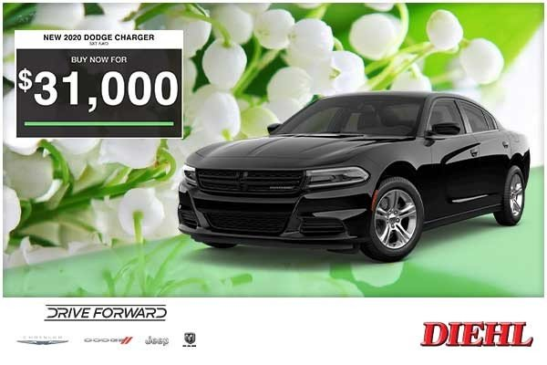 Special offer on 0   NEW 2020 DODGE CHARGER SXT AWD