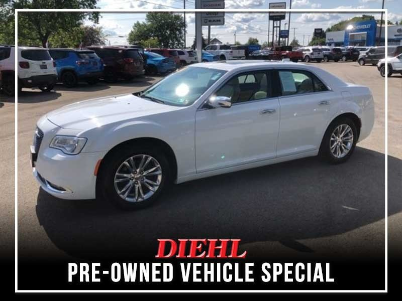 Special offer on 0   CERTIFIED PRE-OWNED 2016 CHRYSLER 300C RWD