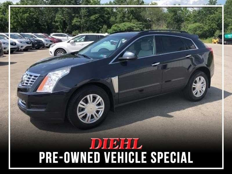 Special offer on 0   PRE-OWNED 2014 CADILLAC SRX FWD