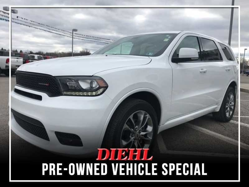 Special offer on 0   PRE-OWNED 2019 DODGE DURANGO GT AWD