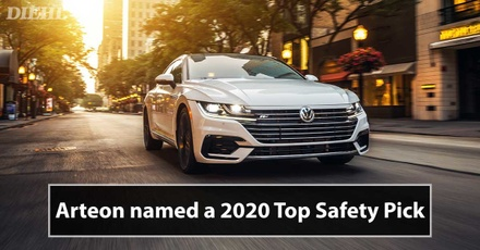volkswagen arteon diehl auto butler pa vw dealership 2020 top safety pick insurance institute for highway safety
