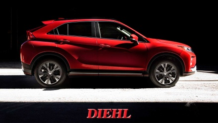 diehl mitsubishi diehl auto butler mitsubishi motors eclipse cross second row seating leather interior rain sensing