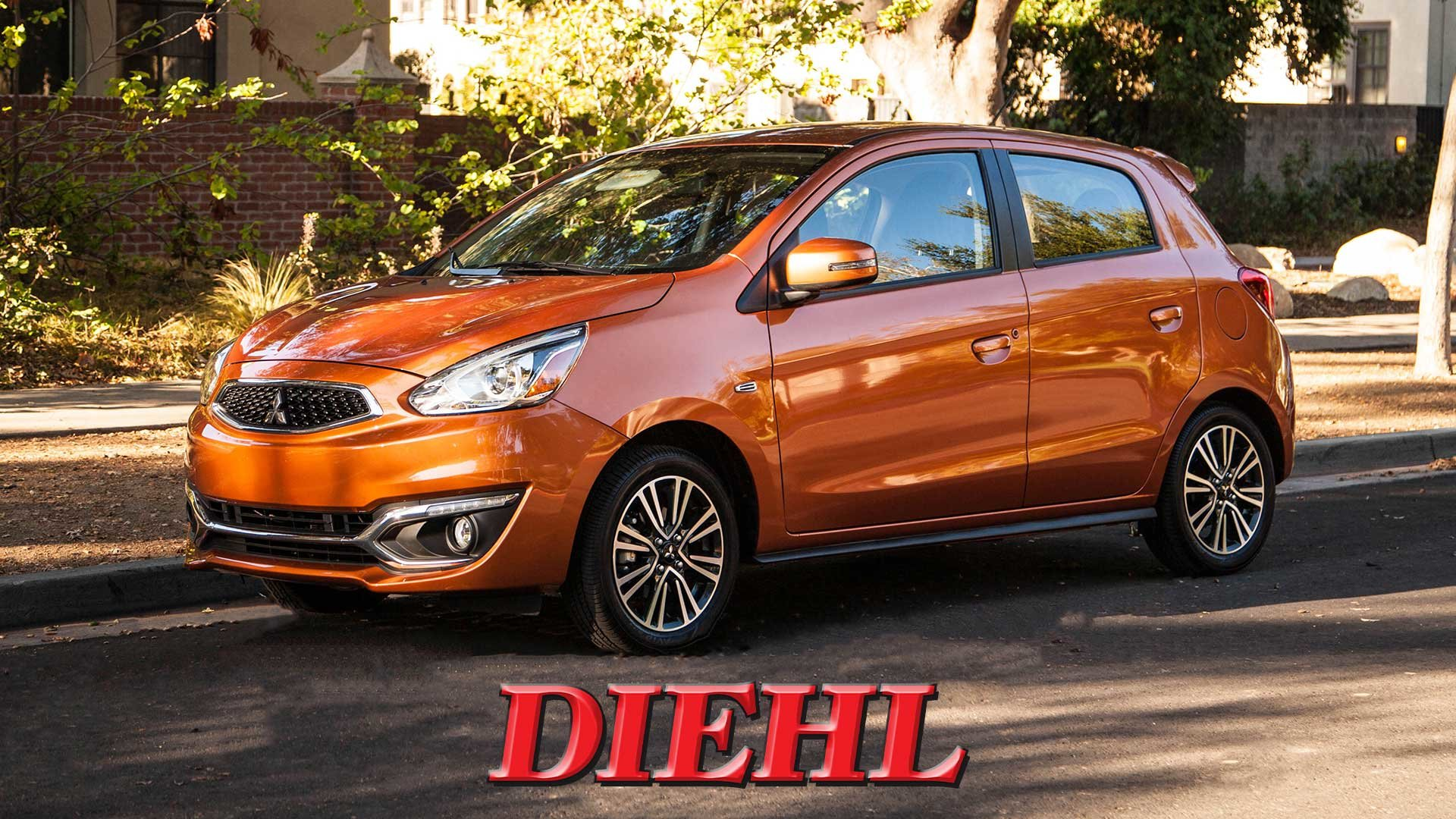 mitsubishi mirage diehl mitubishi butler diehl automotive affordable comfort safety