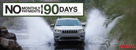 diehl chrysler dodge jeep ram covid-19 coronavirus no payments dealership butler robinson grove city moon salem ohio
