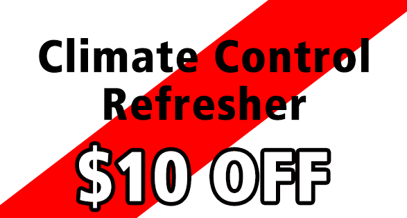 Climate Control Refresher Special
