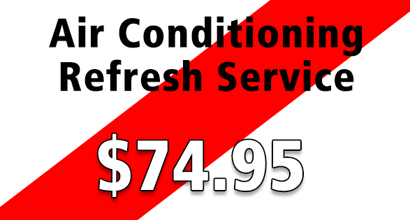 Air Conditioning Refresh Service