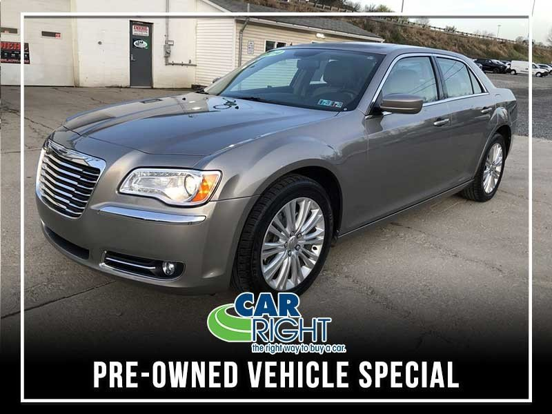 Special offer on 0   CERTIFIED PRE-OWNED 2014 CHRYSLER 300 BASE AWD