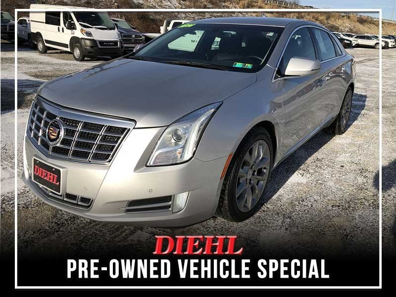 Special offer on 0   Pre-owned 2014 Cadillac XTS Luxury